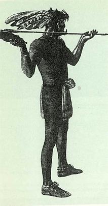 Aztékové, Aztécký bojovník