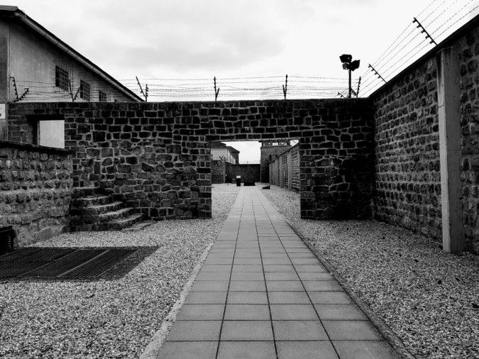 Koncentrační tábor Mauthausen (Konzentrationslager Mauthausen - Mauthausen-Gusen) Rakousko